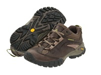Vasque Mantra 2.0 Bungee Cord Bright Chartreuse Women's Shoes Brown