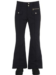 Bogner Glady Slim Stud Nylon Stretch Ski Pants