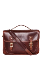J.W. Hulme Co. Briefcase American Heritage