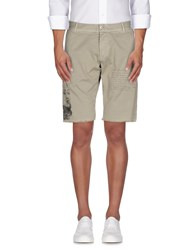 Roy Rogers Roy Roger's Trousers Bermuda Shorts Men Grey