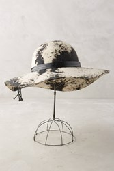 Anthropologie Ramble Rancher Black And White
