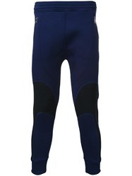 Neil Barrett Skinny Trousers Blue