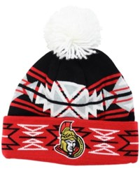 Sports Licensed Division Ottawa Senators Geotech Pom Knit Hat
