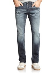 Diesel Safado Slim Straight Leg Jeans Medium Wash