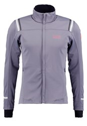 Gore Running Wear Mythos Sports Jacket Graphite Grey