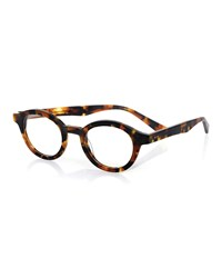 Eyebobs Tv Party Acetate Readers Matte Tortoise