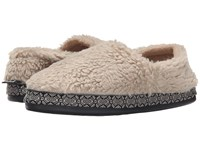 Woolrich Whitecap Peyote Women's Slippers Beige
