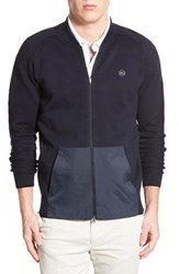 Ag Jeans Men's Ag 'Olympic' Slim Fit Colorblock Track Jacket