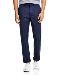 Fred Perry Classic Twill Regular Fit Chino Pants Dark Carbon
