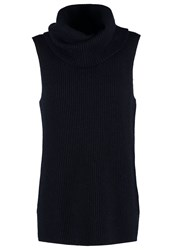 Gap Jumper Navy Uniform Dark Blue