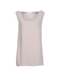 Base London Base Sleeveless Sweaters Dove Grey