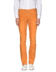 At.P. Co At.P.Co Trousers Casual Trousers Men Orange