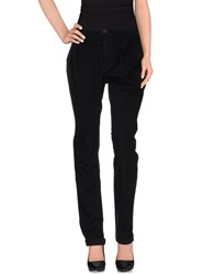 Johnbull Trousers Casual Trousers Women Dark Blue