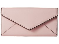 Rebecca Minkoff Cleo Wallet On A Chain Pale Blush Wallet Handbags Gray