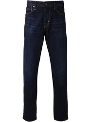 Adriano Goldschmied Straight Jeans Blue