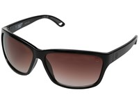 Spy Optic Allure Black Happy Merlot Fade Fashion Sunglasses