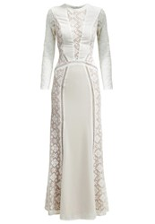 Jarlo Djuna Occasion Wear Nude Off White