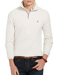 Polo Ralph Lauren Ribbed Cotton Pullover Faded Cream