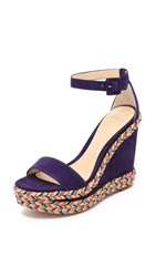 Alexandre Birman Anete Wedges Bali Multi