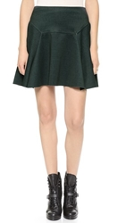 Surface To Air Siri Skirt Emerald Green