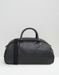 Fred Perry Subculture Holdall Black