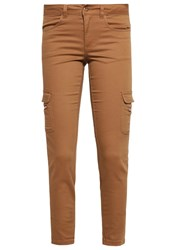 Twintip Slim Fit Jeans Brown