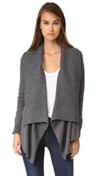 Soft Joie Vanhi Cardigan Heather Charcoal