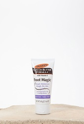 Forever 21 Palmers Cocoa Butter Foot Magic White Brown