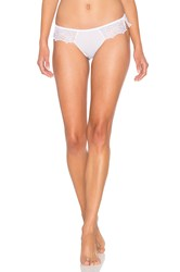 Maison Lejaby Audace Brazilian Bottom White
