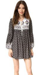 One By Auguste Boho Is Best Long Sleeve Dress Princess Black