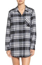 Make Model Women's Flannel Nightshirt