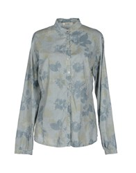 Imperial Star Imperial Shirts Shirts Women Light Green