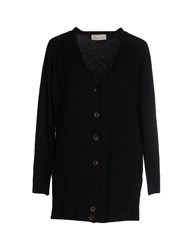Alysi Knitwear Cardigans Women Black