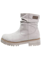 S.Oliver Boots Grey Light Grey