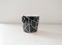 Geo Cup By Leahgoren On Etsy