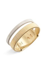 Marco Bicego Women's Masai Two Strand Coil Ring