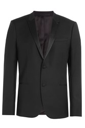 The Kooples Wool Blazer Black