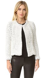 Iro Twiggy Jacket Ecru