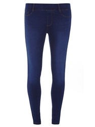 Dorothy Perkins Petite Eden Jeggings Blue