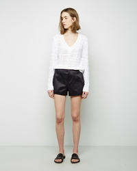 Rag And Bone Em Shorts Navy
