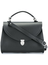 The Cambridge Satchel Company 'The Poppy' Bag Black