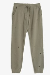 Zoe Karssen Destroy Jogging Trousers Grey