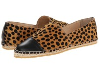 Loeffler Randall Mara Cheetah Women's Slip On Shoes Animal Print