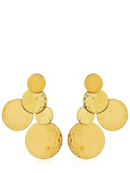 Herve Van Der Straeten Intemporelle Circle Earrings