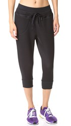 Adidas By Stella Mccartney Studio 3 4 Sweatpants Black