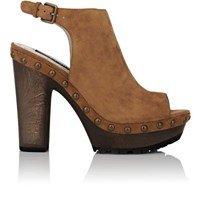 Alice Olivia And Women's Sharon Clog Sandals Tan