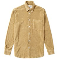 Our Legacy Terry Shirt Yellow