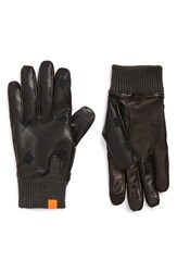 Men's Honns 'Logan' Lambskin Tech Gloves