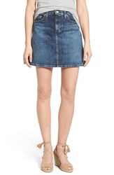 Ag Jeans Women's Ag 'Ali' A Line Denim Skirt