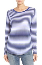 Women's Stem Stripe Relaxed Fit Tee